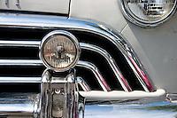 Grill detail 1948 Oldsmobile