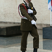 LUX/Luxemburg/20190504 -  Funeral<br /> of HRH Grand Duke Jean, Uitvaart Groothertog Jean, soldaat