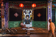 Ornate storefront, Hoi An