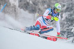 Ramon Zenhaeusern (SUI) during 1st run of Men's Slalom race of FIS Alpine Ski World Cup 57th Vitranc Cup 2018, on March 4, 2018 in Kranjska Gora, Slovenia. Photo by Ziga Zupan / Sportida