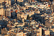 Rooftops of Damascus from Mount Qassiun