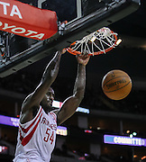 March 16, 2011; Houston, TX, USA; during the third quarter at the Toyota Center. Mandatory Credit: Thomas Campbell-US PRESSWIRE