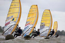 RSX Men, May 22nd 2013. Delta Lloyd Regatta  (21/25 May 2013). Medemblik - the Netherlands.