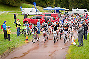 SXC (Scottish Cross Country) Mountain Bike Race held at Drumlanrig Castle, Dumfries and Galloway, 2012. The Course was designed by Rik at Rik's Bike shed.