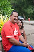 Ua Huka, Marquesas Islands, French Polynesia, (Editorial use only)<br />