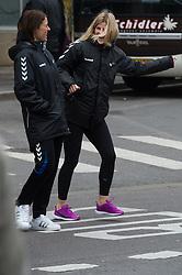 20-03-2016 FRA: Women's Olympic Qualification Tournament Pressmoment Netherlands, Metz<br /> Persmoment met het Nederlands team / Angela Malestein #26
