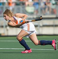 DEN HAAG - Eva de Goede. Nederland speelt oefenwedstrijd tegen Japan in het Kyocera Stadion. COPYRIGHT KOEN SUYK