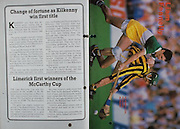 All Ireland Senior Hurling Championship Final, .06.09.1987, 09.06.1987, 6th September 1987, .Kilkenny v Galway, .Galway 1-12, Kilkenny 0-9,.06091987AISHCF, .Senior Kilkenny v Galway,.Minor Tipperary v Offaly,  ..Limerick, McCarthy Cup, Liam Fennelly,