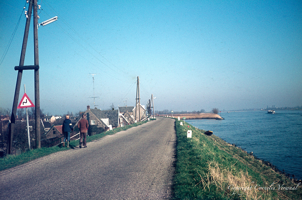 De Hogedijk in Ammerstol, 1979