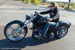 Wednesday of Arizona Bike Week 2014. USA. April 3, 2014.  Photography ©2014 Michael Lichter.