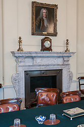 Prime Minister's chair, Cabinet Room 10 Downing Street