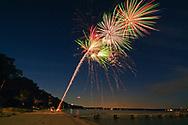 Fireworks, Southold, NY