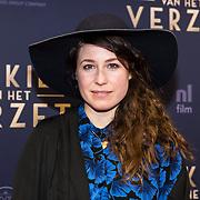 NLD/Amsterdam/20180305 - Première Bankier van het Verzet, Sanne Langelaar