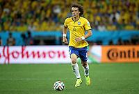"""Conmebol - Copa America CHILE 2015 / <br /> Brazil National Team - Preview Set // <br /> David Luiz Moreira Marinho """" David Luiz """""""
