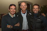 Craig Denbury, Shaun Sale, David George (left to right)