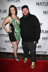 Rachel Mulins, Stephen Kramer Glickman, at the Hustler Hollywood Grand Opening, Hustler Hollywood, CA 04-09-16. EXPA Pictures © 2016, PhotoCredit: EXPA/ Photoshot/ Martin Sloan<br /> <br /> *****ATTENTION - for AUT, SLO, CRO, SRB, BIH, MAZ, SUI only*****