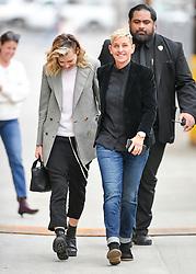 Portia de Rossi is seen in Los Angeles, California. 10 Dec 2018 Pictured: Ellen DeGeneres,Portia de Rossi. Photo credit: PG/BauerGriffin.com / MEGA TheMegaAgency.com +1 888 505 6342