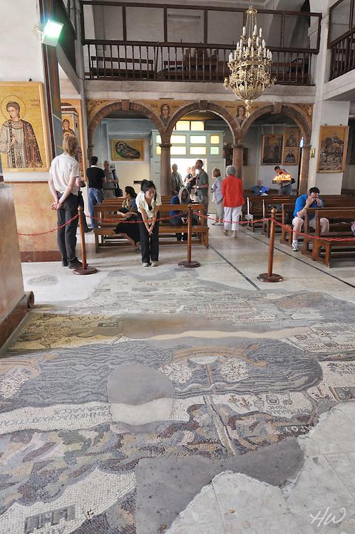 St. George's - Madaba, Jordan