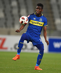 Cape Town-181002- Cape Town City Mpho Matsi  in action against  of Bidvest Wits in a PSL clash at Cape Town Stadium..Photographs:Phando Jikelo/African News Agency/ANA