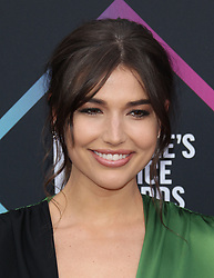 2018 People's Choice Awards. 11 Nov 2018 Pictured: Cassidy Morris. Photo credit: Jaxon / MEGA TheMegaAgency.com +1 888 505 6342
