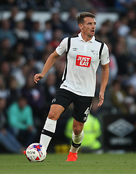 Craig Bryson of Derby County in action - Mandatory by-line: Jack Phillips/JMP - 09/08/2016 - FOOTBALL - iPro Stadium - Derby, England - Derby County v Grimsby Town - EFL Cup First Round