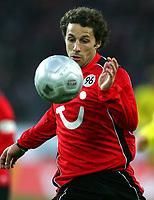 Fotball<br /> Bundesliga Tyskland 2004/2005<br /> Foto: Witters/Digitalsport<br /> NORWAY ONLY<br /> <br /> Steven CHERUNDOLO<br /> Fussballspieler Hannover 96