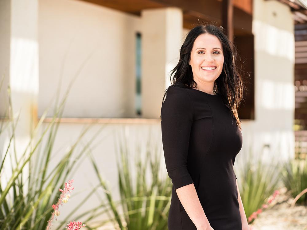 PHOENIX, AZ – JUNE 8, 2021: Lauren Ellenburg, director of informatics and population health at Global Nephrology Solutions.
