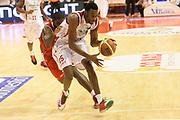 DESCRIZIONE : Pistoia Lega serie A 2013/14  Giorgio Tesi Group Pistoia Pesaro<br /> GIOCATORE : JAJUAN JOHNSON<br /> CATEGORIA : contropiede schiacciata<br /> SQUADRA : Giorgio Tesi Group Pistoia<br /> EVENTO : Campionato Lega Serie A 2013-2014<br /> GARA : Giorgio Tesi Group Pistoia Pesaro Basket<br /> DATA : 24/11/2013<br /> SPORT : Pallacanestro<br /> AUTORE : Agenzia Ciamillo-Castoria/M.Greco<br /> Galleria : Lega Seria A 2013-2014<br /> Fotonotizia : Pistoia  Lega serie A 2013/14 Giorgio  Tesi Group Pistoia Pesaro Basket<br /> Predefinita :