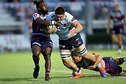 Michael Woods. Queensland Reds v NSW Waratahs Super Rugby Trial Match. Played at Dangar Park Narrabri NSW on Friday 5 February 2021. Photo Clay Cross / photosport.nz