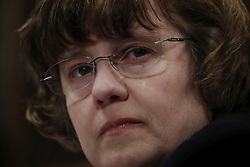 September 27, 2018 - Washington, District of Columbia, U.S. - Republican prosecutor RACHEL MITCHELL who will be questioning Kavanaugh accuser Dr. Ford, is seen during a Senate Judiciary Committee confirmation hearing for U.S. Supreme Court nominee Judge Kavanaugh on Capitol Hill in Washington, U.S. (Credit Image: © Jim Bourg/CNP via ZUMA Wire)