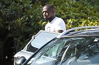 Moussa Sissoko  - 23.03.2015 -Equipe de France - Arrivee des joueurs a Clairefontaine<br />Photo : Andre Ferreira / Icon Sport