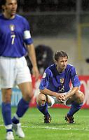 Italiens Antonio Cassano und Alessandro Del Piero. (NO MOBILE - NO PDA - NO MMS). © Valeriano Di Domenico/EQ Images