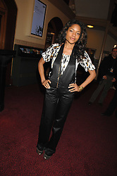 Actress NAOMI HARRIS at the gala night of Varekai by Cirque du Soleil at The Royal Albert Hall, London on 8th January 2008.<br /><br />NON EXCLUSIVE - WORLD RIGHTS