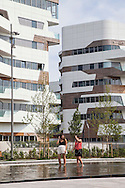 Milano,Amendola fiera: Il nuovo quartiere residenziale Citylife