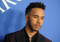 Lewis Hamilton at the 2018 CFDA Awards at the Brooklyn Museum in New York City, NY, USA on June 4, 2018. Photo by Dennis Van Tine/ABACAPRESS.COM