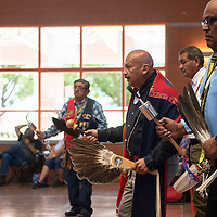A Cancer Awareness Pow Wow at Gallup High School,  Saturday, June 8.