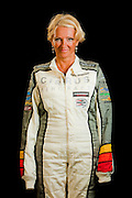 Patty Wagstaff, photographed in the Weeks Hangar during the 2009 AirVenture, Oshkosh, Wisconsin.