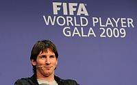 Lionel Messi (ARG). © Valeriano Di Domenico/EQ Images