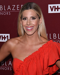 February 20, 2019 - ASHLEY WAHLER attends VH1 Trailblazer Honors celebrate female empowerment held at Wilshire Ebell Theatre. (Credit Image: © Billy Bennight/ZUMA Wire)