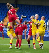 Liverpool Football Club Women v Crystal Palace Football Club Women