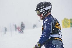 Razzoli Giuliano (ITA) during the Audi FIS Alpine Ski World Cup Men's  Slalom at 60th Vitranc Cup 2021 on March 14, 2021 in Podkoren, Kranjska Gora, Slovenia Photo by Grega Valancic / Sportida