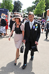 SIR HENRY CECIL and  at day 1 of the 2011 Royal Ascot Racing festival at Ascot Racecourse, Ascot, Berkshire on 14th June 2011.