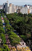Belo Horizonte_04 de Outubro de 2009...Revista MRV / Feiras...Imagens da Feira de Artesanato da Av. Afonso Pena, em Belo Horizonte, que acontece todos os domingos...Foto: BRUNO MAGALHAES / NITRO