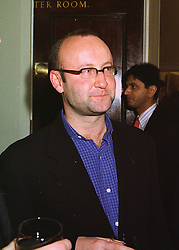 MR SEBASTIAN SAINSBURY at an exhibition in London on 23rd April 1998.<br /> MGZ 40
