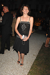 THOMASINA MIERS at a party to celebrate Le Touessrok a luxury resort in Mauritius, held at The Hempel, 31-35 Craven Hill Gardens, London W2 on 12th June 2007.<br /><br />NON EXCLUSIVE - WORLD RIGHTS