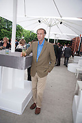 RANULPH FIENNES;, Alexandra Shulman, Editor of Vogue & Phil Popham, Managing Director of Land Rover<br /> host the 40th Anniversary of Range Rover. The Orangery at Kensington Palace. London. 1 July 2010. -DO NOT ARCHIVE-© Copyright Photograph by Dafydd Jones. 248 Clapham Rd. London SW9 0PZ. Tel 0207 820 0771. www.dafjones.com.