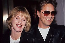 DON JOHNSON  with Melanie Griffith in New York 1996.(Credit Image: © Henry Mcgee/ZUMAPRESS.com)