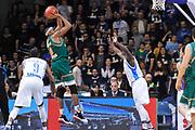 DESCRIZIONE : Eurocup 2014/15 Last32 Dinamo Banco di Sardegna Sassari -  Banvit Bandirma<br /> GIOCATORE : Chuck Davis<br /> CATEGORIA : Tiro Controcampo<br /> SQUADRA : Banvit Bandirma<br /> EVENTO : Eurocup 2014/2015<br /> GARA : Dinamo Banco di Sardegna Sassari - Banvit Bandirma<br /> DATA : 11/02/2015<br /> SPORT : Pallacanestro <br /> AUTORE : Agenzia Ciamillo-Castoria / Luigi Canu<br /> Galleria : Eurocup 2014/2015<br /> Fotonotizia : Eurocup 2014/15 Last32 Dinamo Banco di Sardegna Sassari -  Banvit Bandirma<br /> Predefinita :