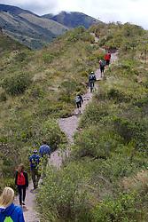 SBSJ Group Hiking, Sendero las orquideas (orchid trail)