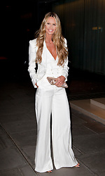 Elle Macpherson arrives at the Rodial Beauty Awards at the Sanderson Hotel in London.